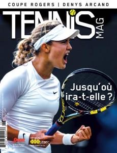 Tennis-mag août 2014